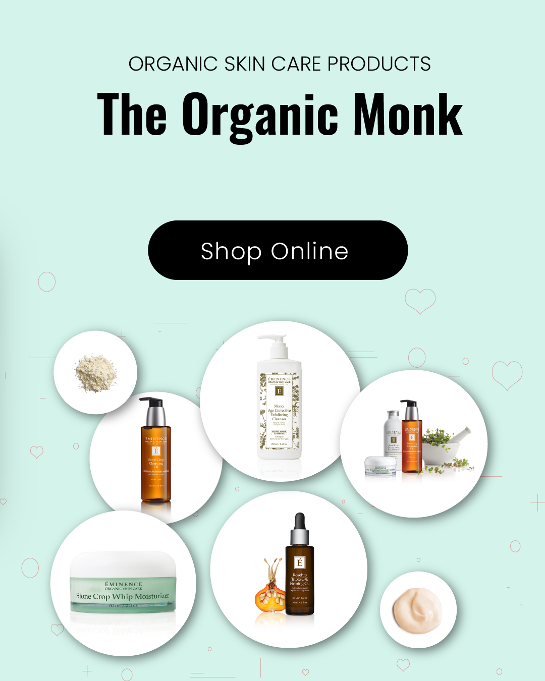 Introucing The Organic Monk
